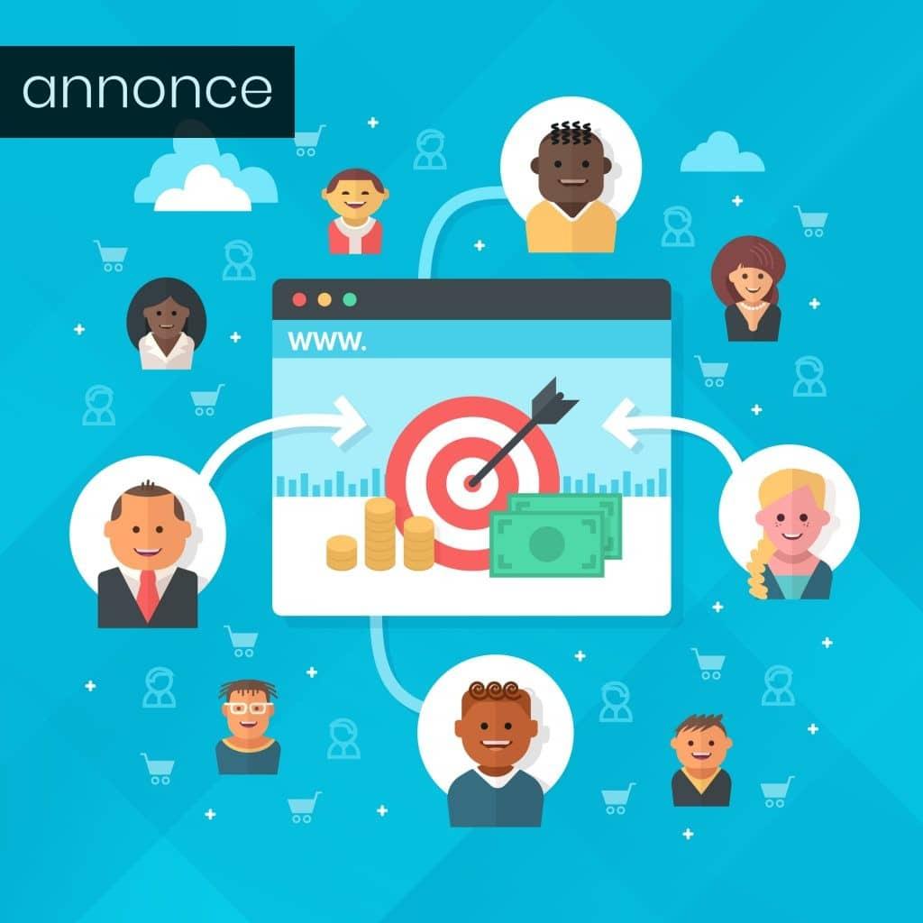 Webshop med mange kunder